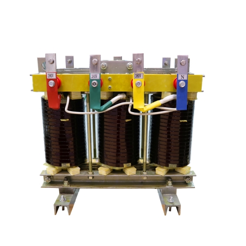 Three phase power transformer used in CNC machines with CE certificate