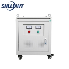 SG series three phase dry type isolation transformer mainly used in laser works